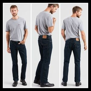 Levi's 514 Straight Fit Men's Jeans Size 32x32